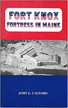 Fort Knox Fortress in Maine