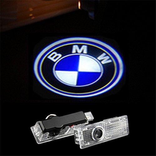 Does not apply GL-LR 12V Car Logo CREE LED Ghost Shadow Door Light Laser Kit Pair
