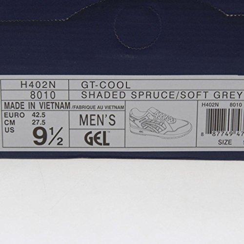 Scarpe Da Uomo Asics Gt-cool Ombreggiate In Abete / Soft Grigio H402n-8010