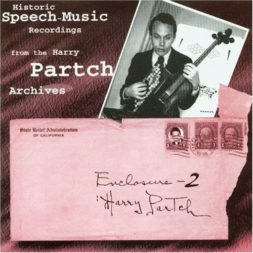 Enclosure Two: Harry Partch by Innova