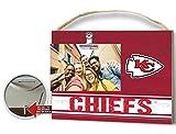 KH Sports Fan Clip It Colored Logo Photo Frame Kansas City Chiefs