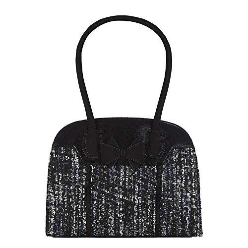 Bag Ruby Kobe Ruby Top Shoo Large Shoo Handle Tweed Women's TwTaS8q