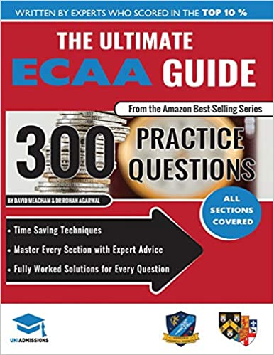 Amazon com: The Ultimate ECAA Guide: 300 Practice Questions: Fully