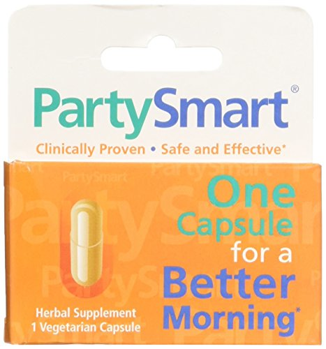 Himalaya PartySmart Hangover Prevention Metabolism product image