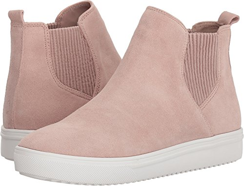 Blondo Women's Gennie Waterproof Sneaker, light pink suede, 10 M US