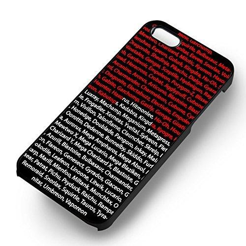 Chic Pokeball Quote pour Coque Iphone 7 Case (Noir Boîtier en plastique dur) Y2B6NN