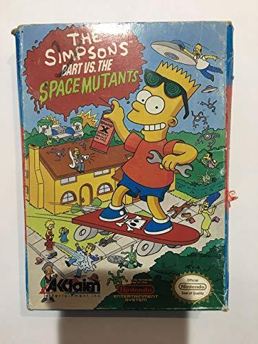 The Simpsons: Bart vs. the Space Mutants (Renewed)