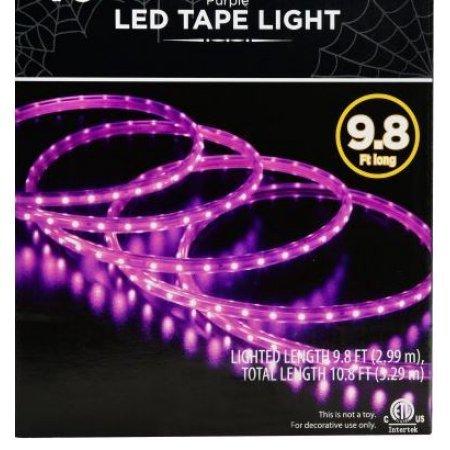 Purple Led Tape Lighting - 8