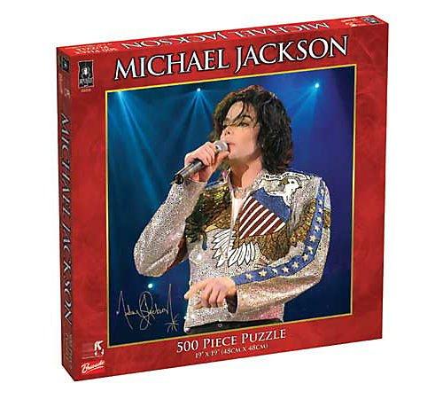 BePuzzled Pop Culture Puzzles Michael