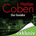 Der Insider Audiobook by Harlan Coben Narrated by Detlef Bierstedt