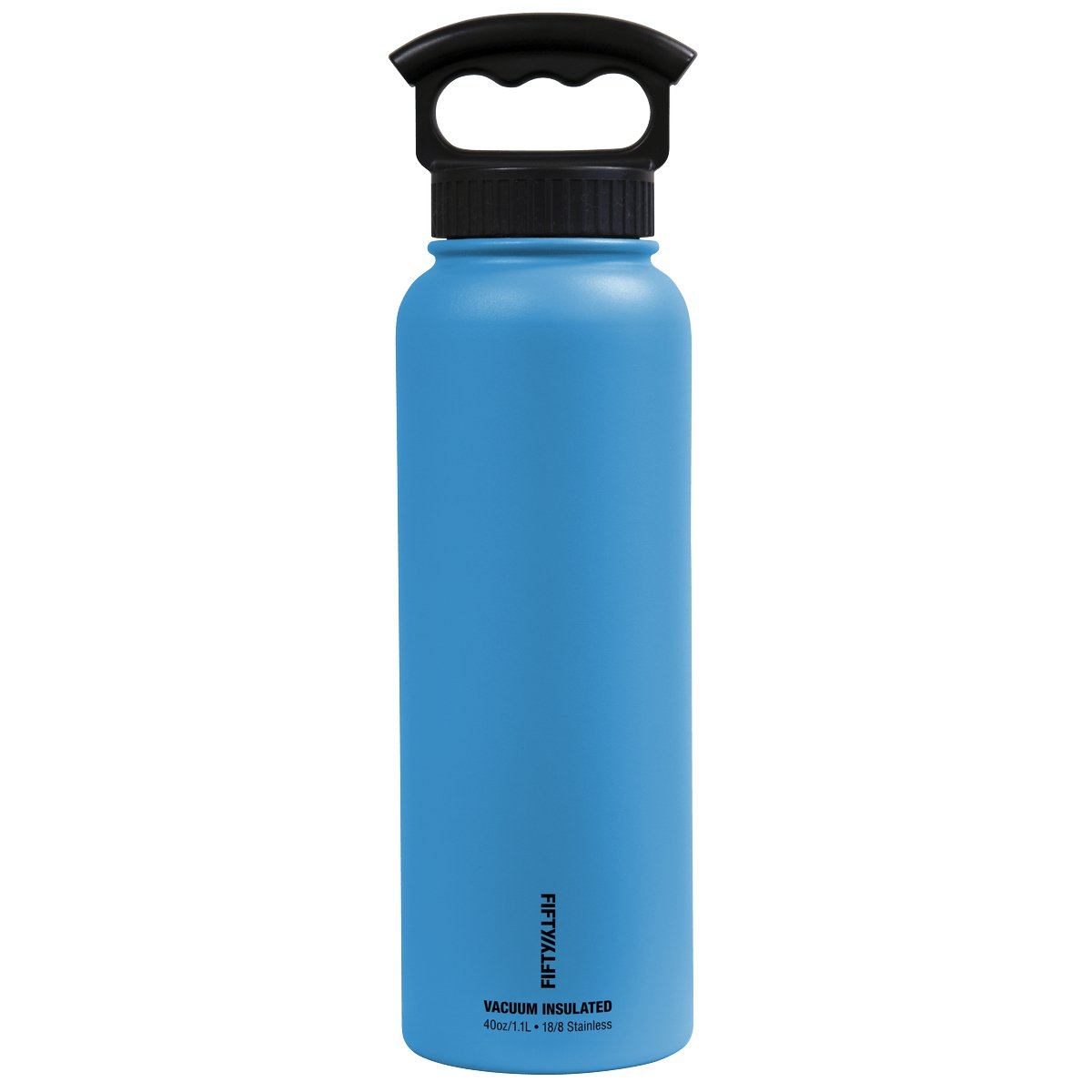Amazoncom FIFTYFIFTY Vacuum Insulated Stainless Steel Bottle with