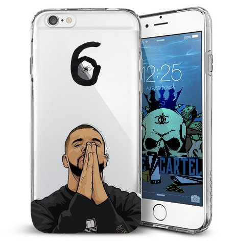 Drake Praying 6 God 7 Iphone - Has Order Shipped
