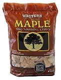 WW Wood inc WESTERN 28067 Maple BBQ Smoking Chips