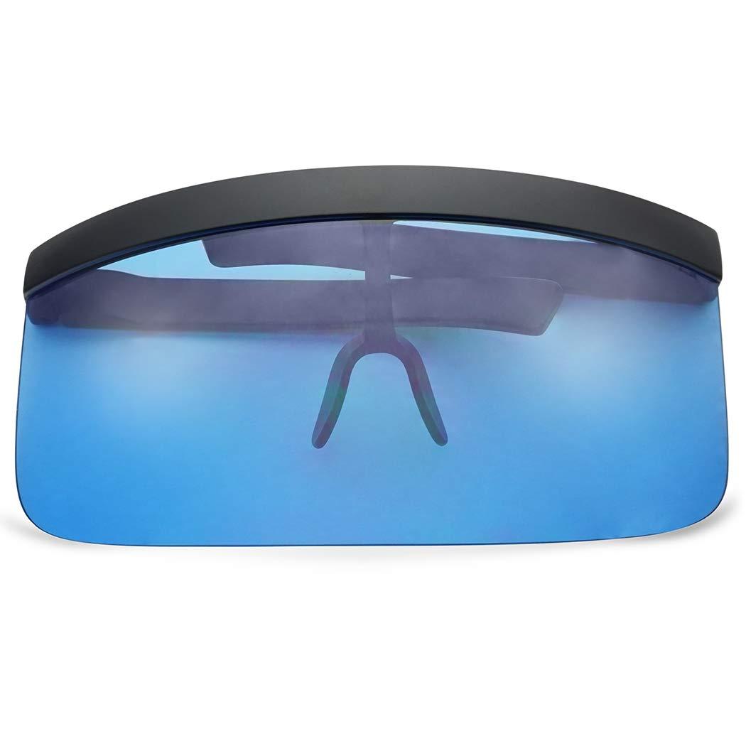 Amazon.com: Visera para el sol con lente transparente de ...