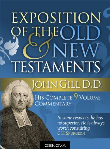 The description of John Gill Bible Commentary