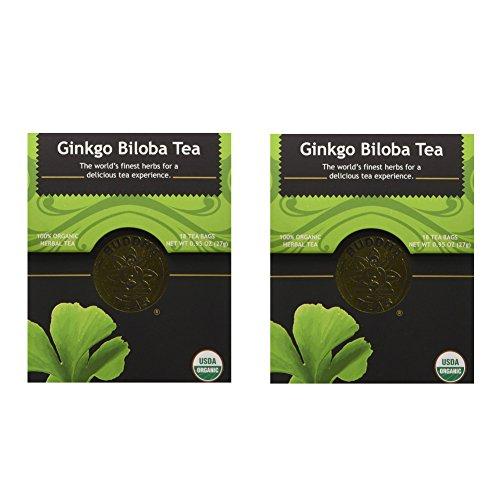 Organic Gingko Biloba Tea Caffeine