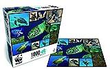 WWF Sea Turtles 1000 Piece Puzzle by Merchant Ambassador