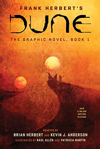 Book Cover: DUNE: The Graphic Novel,  Book 1: Dune