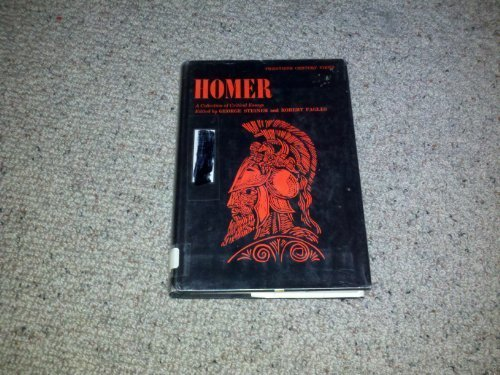 Homer; a Collection of Critical Essays