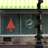 Christmas Tree Decal Sticker