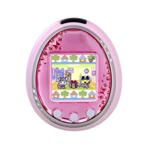 Tamagotchi iD L ピンク (タマゴッチ アイディー エル ピンク)
