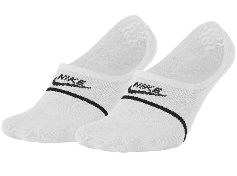 624935ac15 Amazon.com: Nike Sneaker Sox Essential No-Show Socks (2 Pairs): Sports &  Outdoors