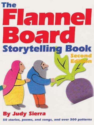 The Flannel Board Storytelling Book (Sierra Flannel)