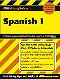 CliffsStudySolver Spanish I, Gail Stein and Cliffs Notes Staff, 0764537652