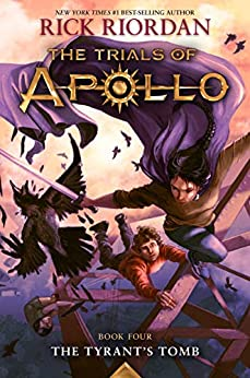 Tyrants Tomb Trials Apollo Book ebook product image
