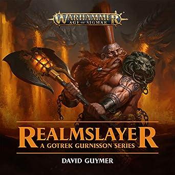 Amazon com: Realmslayer: Warhammer Age of Sigmar (Audible Audio