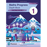 Maths Progress Depth Book 1: Second Edition