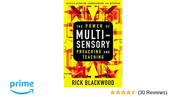 The Power of Multisensory Preaching and Teaching: Increase