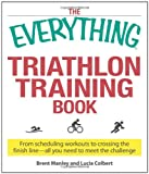Triathlon Training Book, Brent Manley and Lucia Colbert, 1598698079