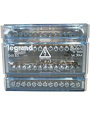 Legrand reparticion standard - Repartidor tetrapolar 40a 6 módulos