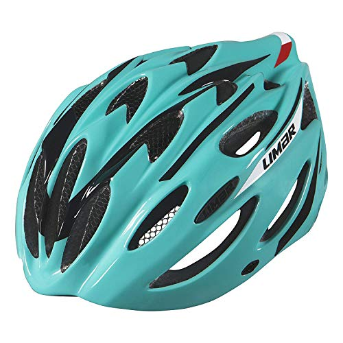 Limar Superlight+ Bike Helmet Celeste Sky Blue (215-245 Grams) (Celeste, Large)