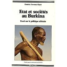Etat et Societe Au Burkina