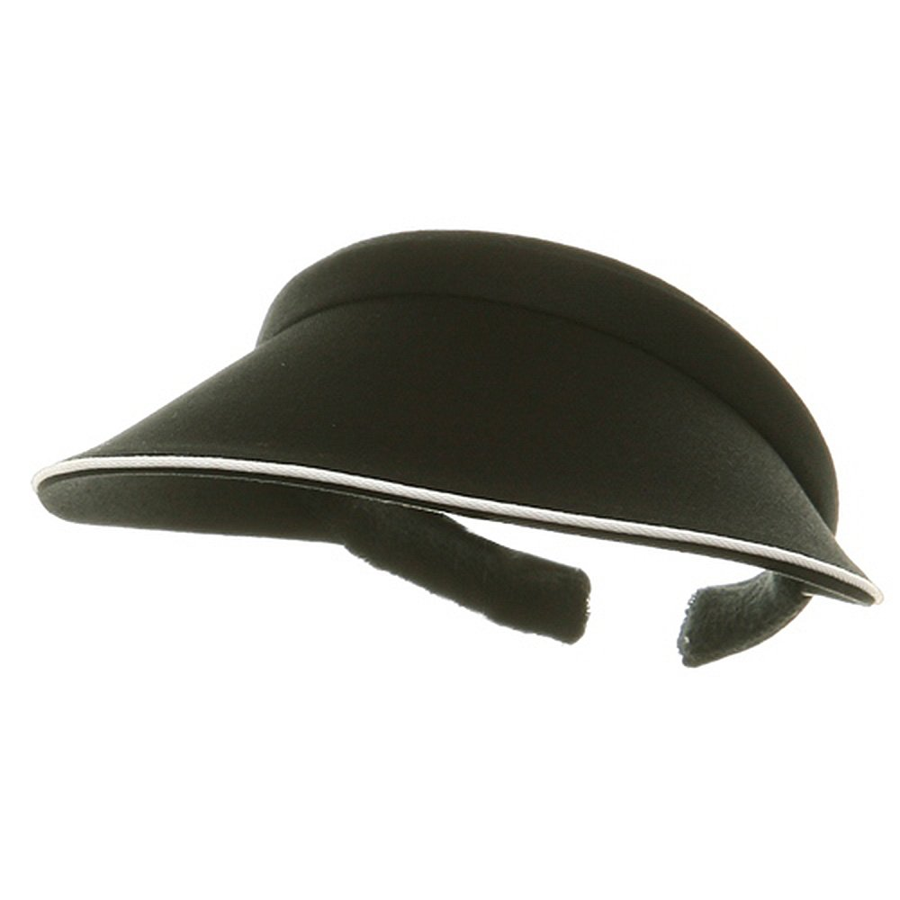 MG Womens Piping Clip On Visor