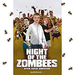 Night of the ZomBEEs Audiobook
