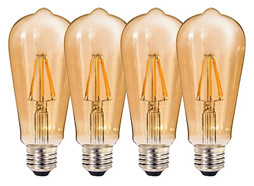 ClearlyLED Filament shatter resistant dimmable