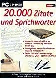 20000 Zitate und Sprichwörter