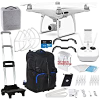 DJI Phantom 4 PRO Quadcopter Starters Travel Backpack Bundle