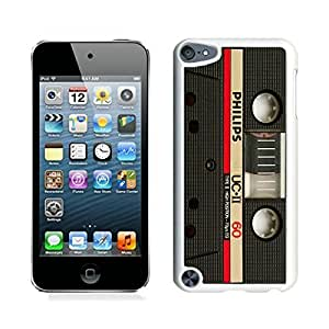 Beautifulcase Suppliersale hot sale Audio Cassette iPod touch 5 case cover White 6mjrl4EiCvM Cover 3