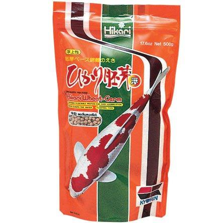 Hikari Wheat Germ (Sinking) 11 Lb - Medium Pellet by HIKARI