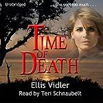 Time of Death: The McGuire Women, Book 2   Ellis Vidler
