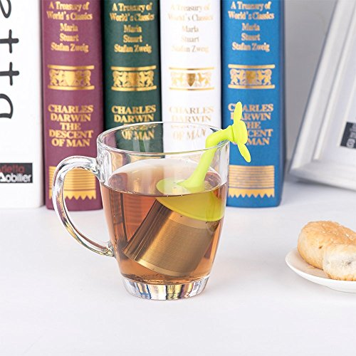 Заварник Fine Mesh Tea Infuser
