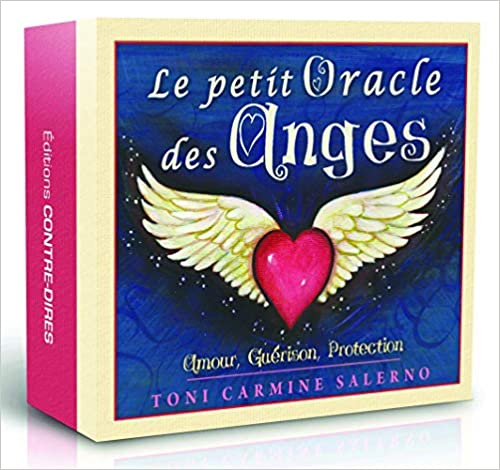 Le petit oracle des anges de toni carmine salermo