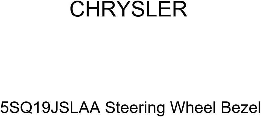 Genuine Chrysler 5SQ19JSLAA Steering Wheel Bezel