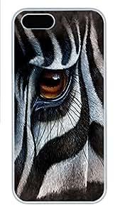For LG G3 Phone Case Cover Zebra Eye PC Hard Plastic For LG G3 Phone Case Cover Whtie
