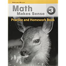 Math Makes Sense 3 - Practice & Homework Book