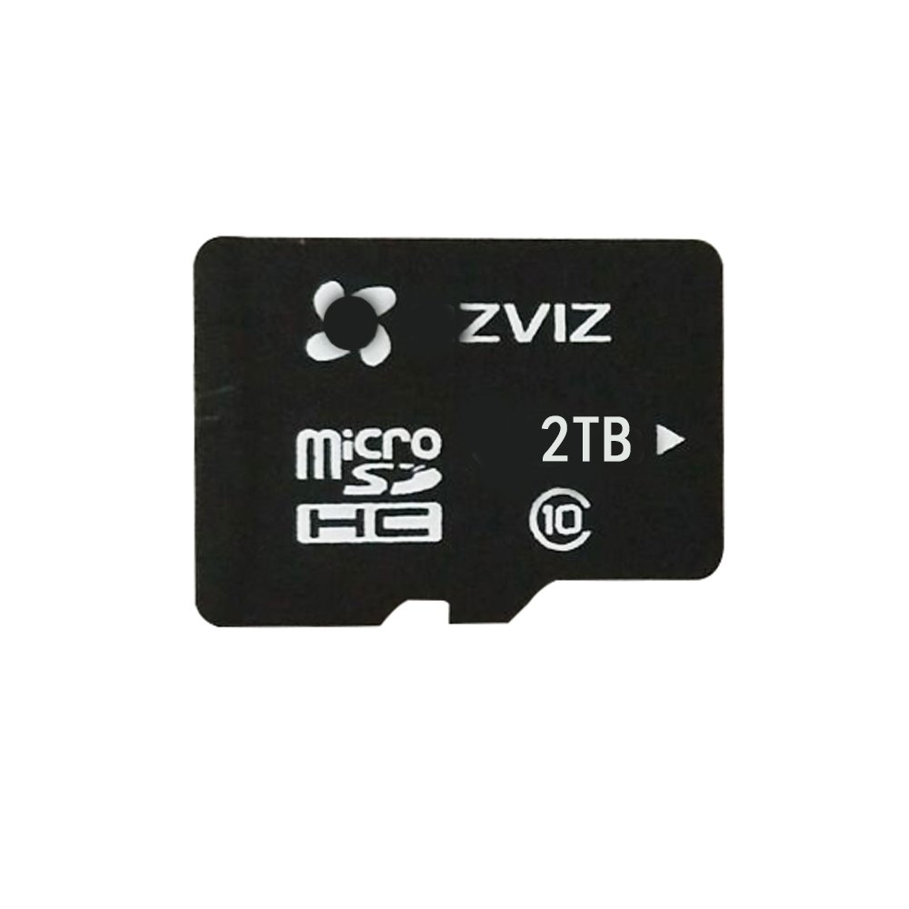 Chao Ge 2TB Micro SD SDXC TF Memory Card High Speed Class 10 With Micro SD Adapter
